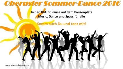 Sommer-Dance 2016